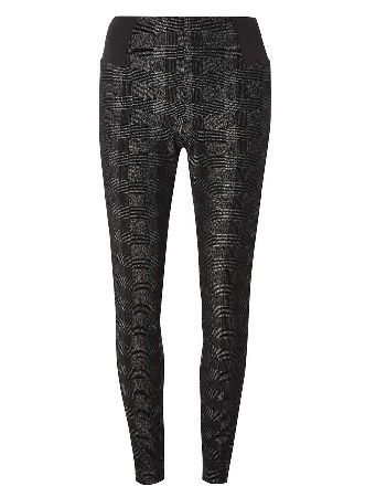 Dorothy Perkins Womens Charcoal Check Print Treggings- Charcoal Check print treggings in charcoal with contrast side elastic detail. Length: 75cm. 98% Polyester, 2% Elastane. Machine washable. http://www.MightGet.com/april-2017-1/dorothy-perkins-womens-charcoal-check-print-treggings-charcoal.asp