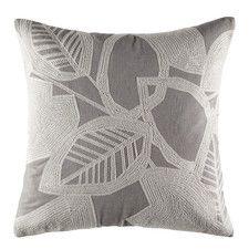 Thea Grey Square Cushion