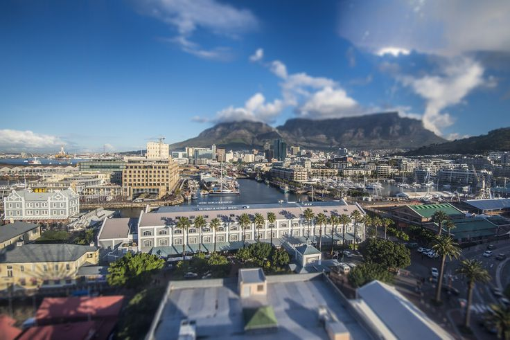 Cape Town by Nerijus Lostinhdr on 500px