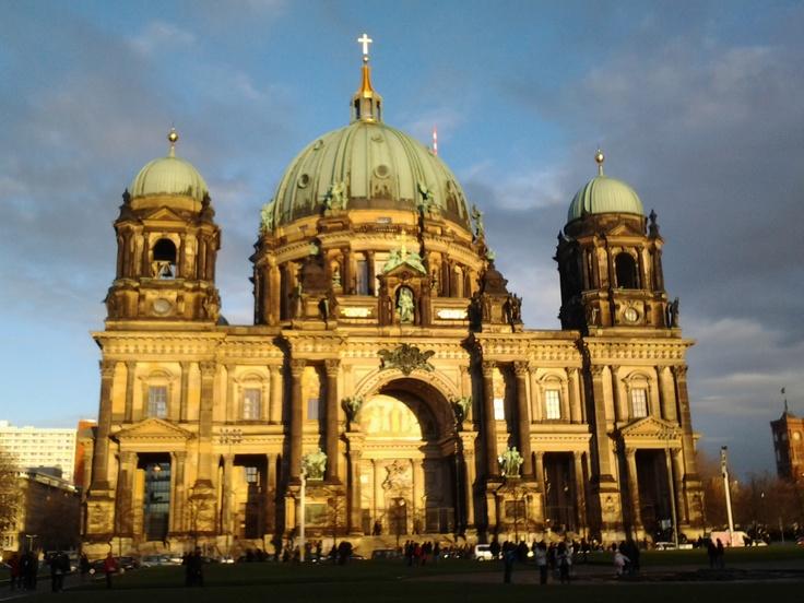 Catedral de Berlín, Berlín (Alemania)