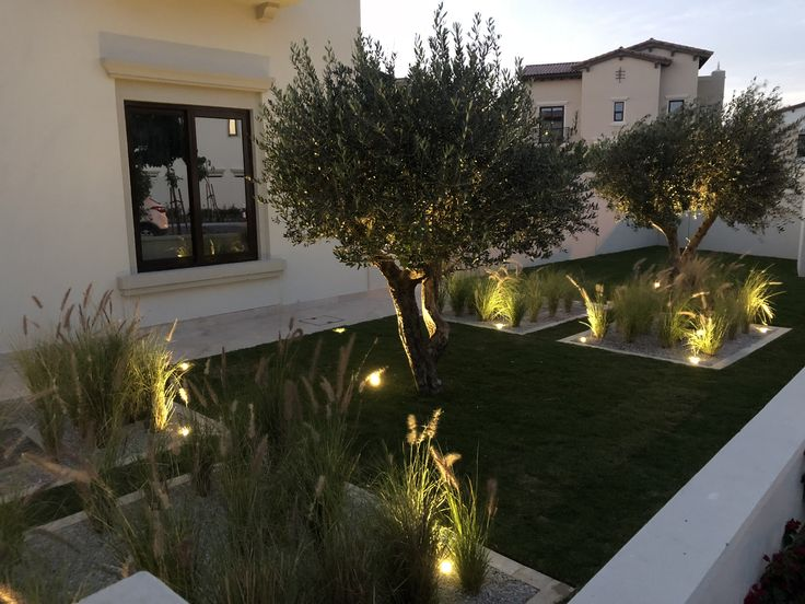 Minimalist Take your landscape lighting to the next level with LUMO garden and outdoor lights Feel free to ask our experts to help you 971 52 177 8199 Idea - Latest landscaping lights Photos