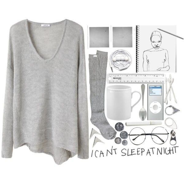 """i can't sleep at night"" by hoeless on Polyvore"