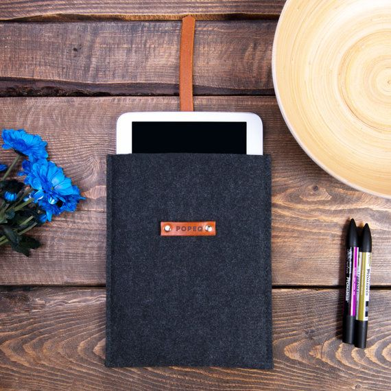 10-in tablet case iPad Procase Apple accessories felt by POPEQ