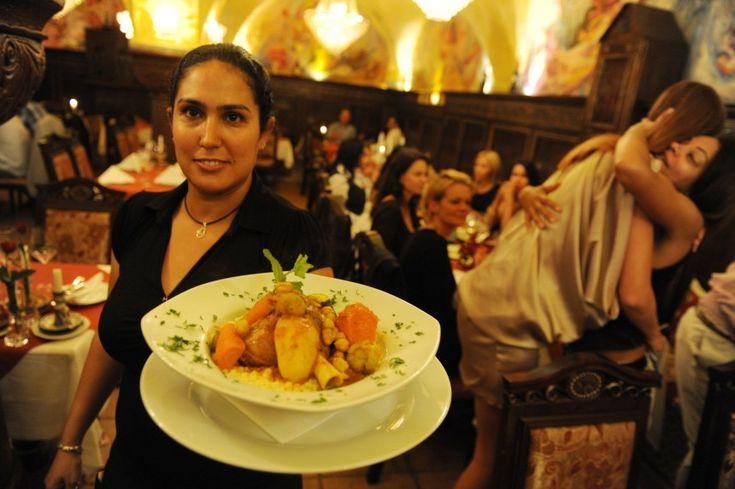 """Marokkanisches Restaurant Haidhausen """"Mamounia Marrakech"""" –  Für 1001 Nächte"""