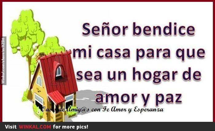 1000 images about oraciones para el hogar on pinterest for Cosas decorativas para el hogar