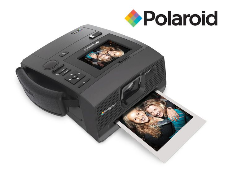 Polaroid Z340 - Häftig polaroidkamera med ny teknik