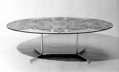 Crowfoot Table by Court Noxon.