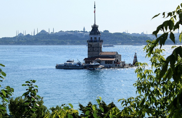 Istanbul: Maiden's Tower