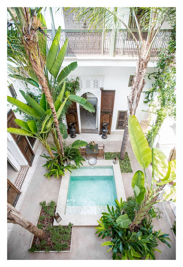 PLACES & SPACES | Riad Jaaneman + A Marrakech City Guide