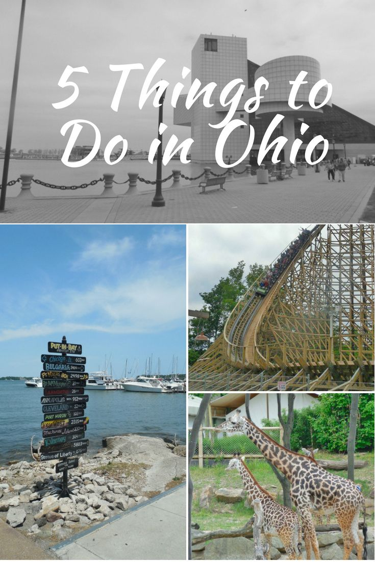 5 things to do in ohio on an ohio vacation #ohiofindithere | ohio