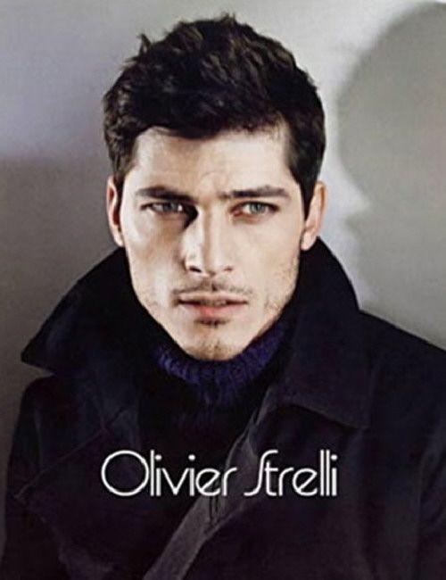 Atesh Salih, British actor/model/interior designer born to Turkish & German parents, b. 1972 in Nigeria