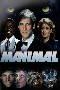 """Nella stessa sera in cui trasmettevano """"Automan"""", andava in onda """"Manimal"""", il cui protagonista poteva trasformarsi in qualsiasi animale desiderasse. Tanto trash, ma ai tempi lo guardavo col fiato sospeso!"""