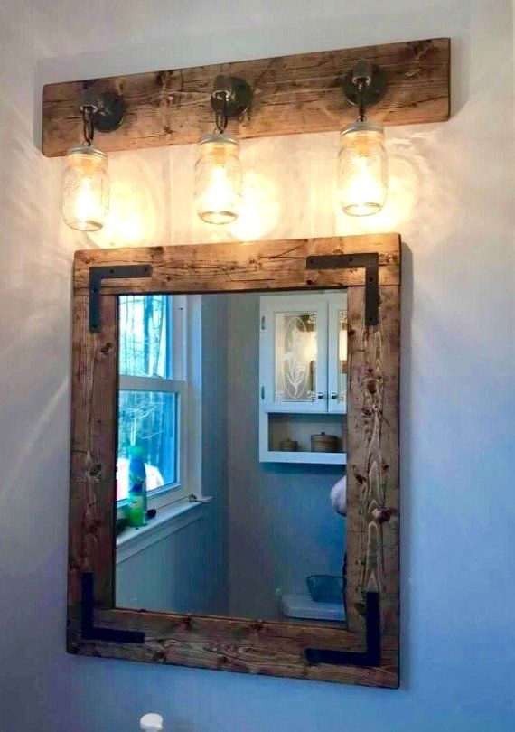 Rustic Bathroom Inspirations In 2020 With Images Rustic Bathroom Decor