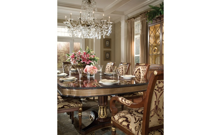 ... Eastern Legends Furniture Dealers #18   E.J. Victor Dining Room    Orange County Dining Room ...