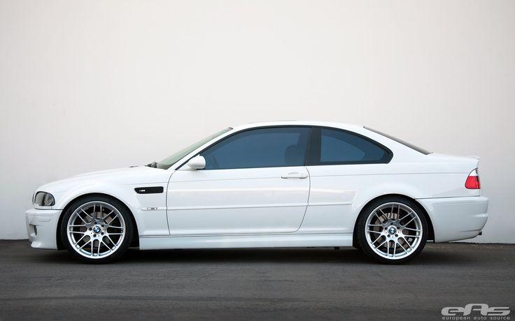 Bmw M3 E46 White