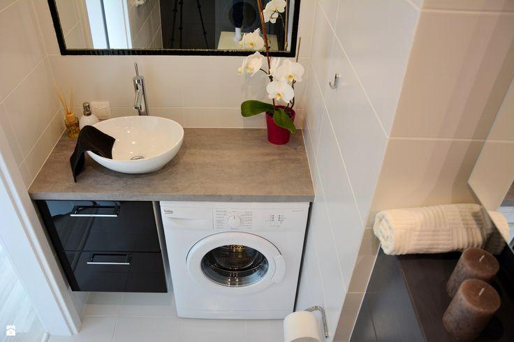 Łazienka styl Minimalistyczny - zdjęcie od Małgorzata Judek - Łazienka - Styl Minimalistyczny - Małgorzata Judek