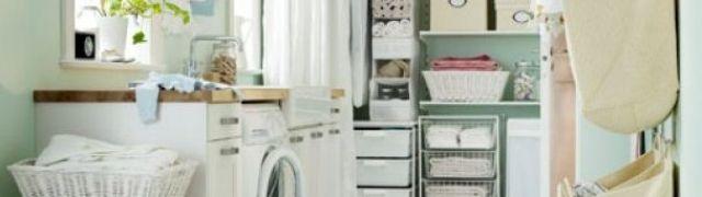 10 praktische tips om een wasplaats in te richten