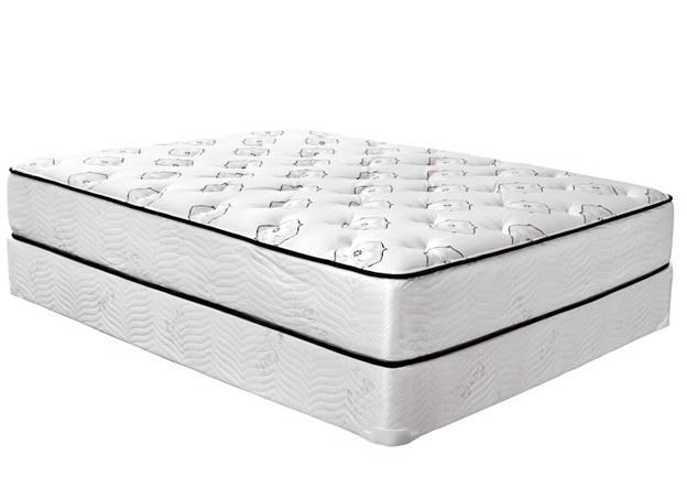 Carlu0027s Furniture City   Taryn Plush Pocketed Coils W/ Memory Foam King  Mattress, $699.00