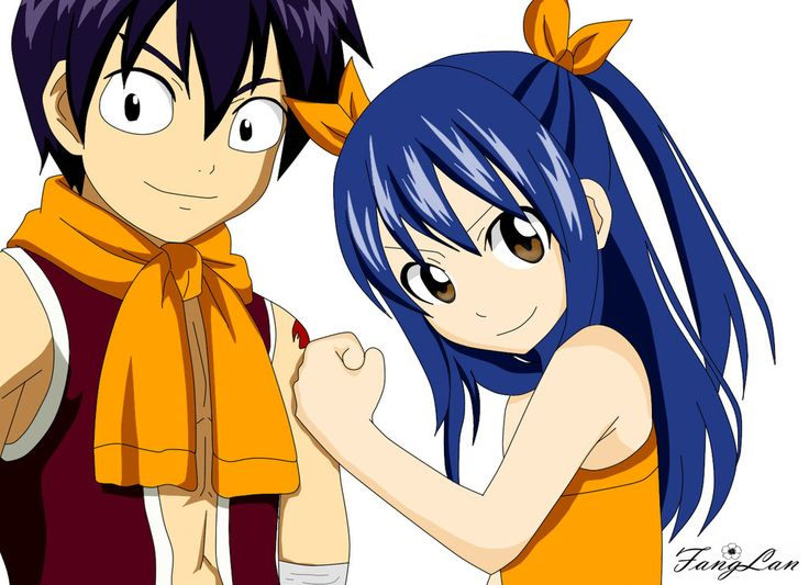 17 Best images about Fairytail: Wendy x Romeo on Pinterest ...