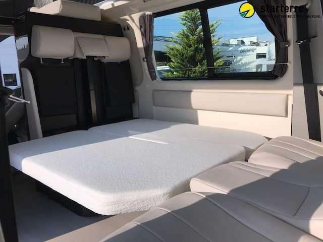 Vw Camper Van >> WESTFALIA KEPLER ONE 2019 VW T6 2.0L TDI 150 BLANC CANDY