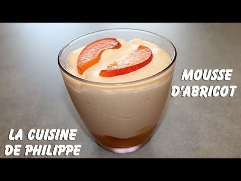 (1) Mousse d'abricot - YouTube