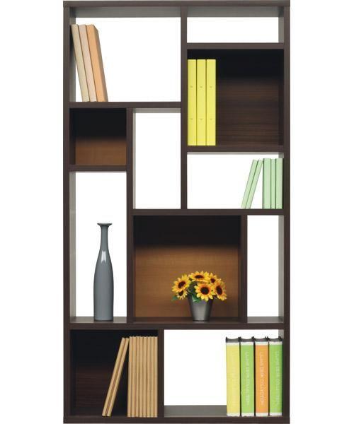 様々な大きさのものをスッキリ収納できる自在シェルフ(ダイス DBR): オフィス家具・本棚・文房具 - 【ニトリ】公式通販 家具・インテリア通販のニトリネット