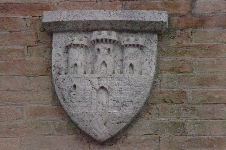 stemma Castel Rigone (PG)