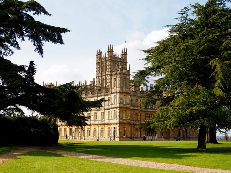 visit downton abbey