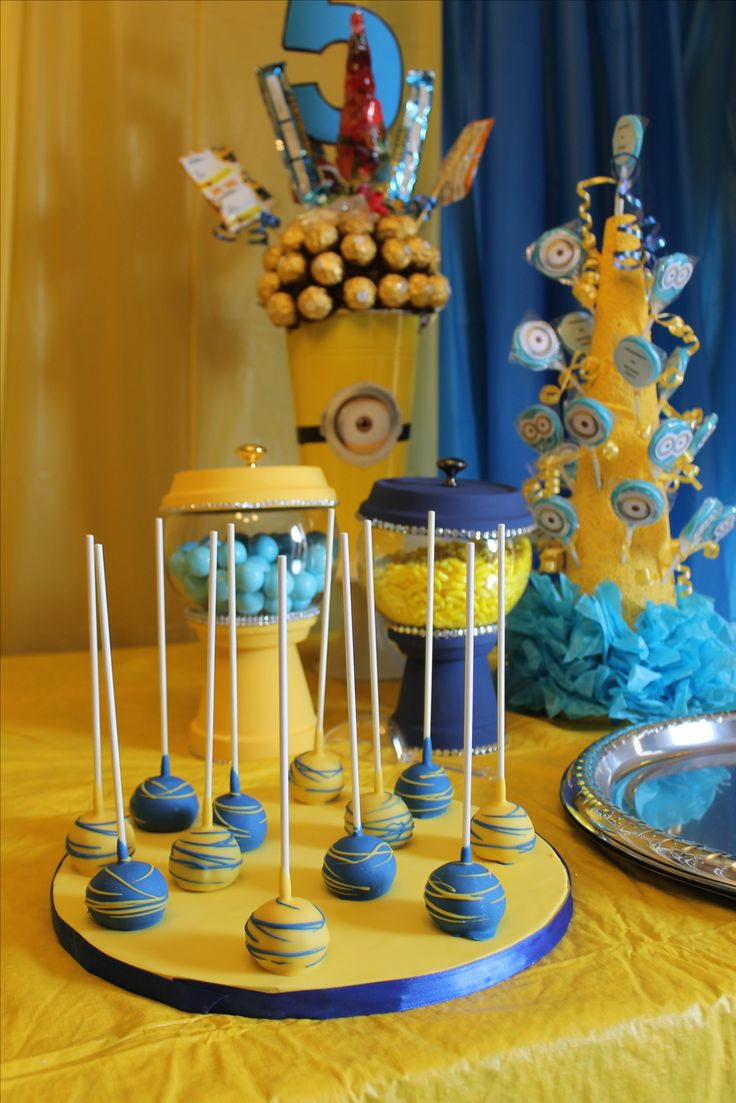 The Cake Pop's transfomer your table in every moment...