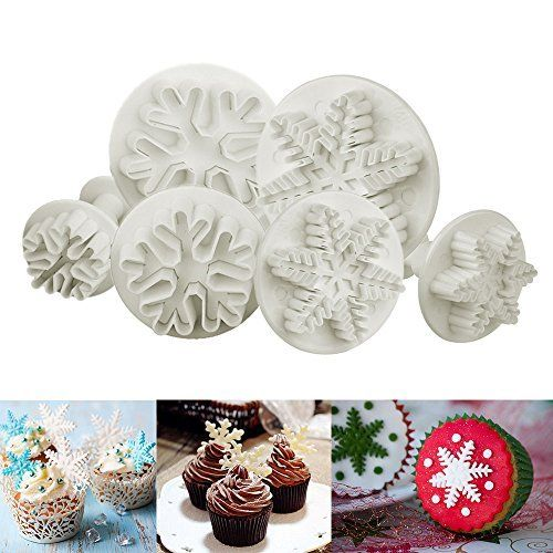 6pcs Number and Letter Paste Fondant Cake Straight Cutter Mold: Amazon.co.uk: Kitchen & Home