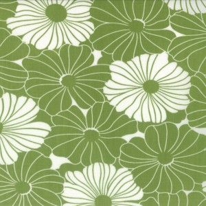 Bold Blossom in Lime Green, Simply Style by V and Co.