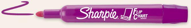 Sharpie Specialty Markers   Flip Chart Marker