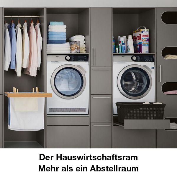 Der Hauswirtschaftsraum Der Hauswirtschaftsraum Ist Mehr Als Eine Abstellkammer Er Ist Mehr Staura In 2020 Hauswirtschaftsraum Moderne Waschraume Waschkuchen Schranke