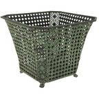 http://www.houzz.com/photos/9201707/Wrought-Iron-Fluted-Square-Waste-Basket-contemporary-waste-baskets