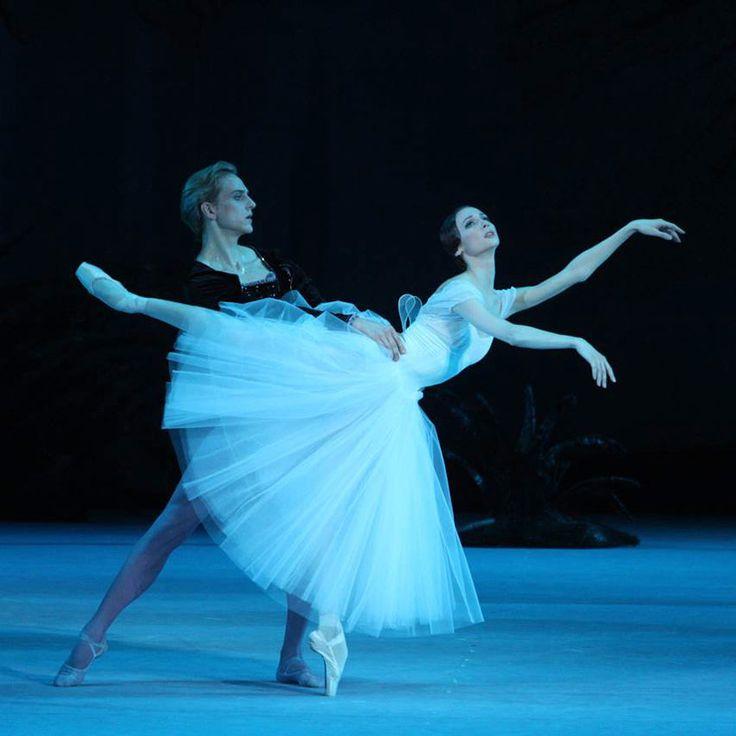 Bolshoi Ballet – Giselle (Zakharova, Hallberg) – Washington