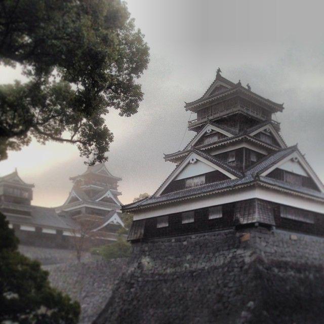 熊本城 (Kumamoto Castle)