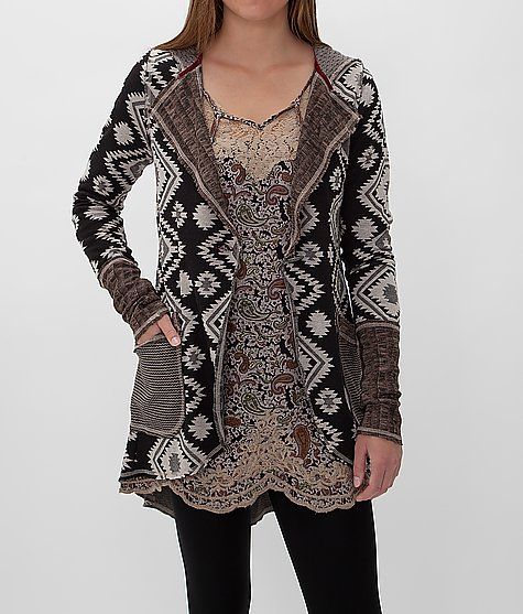 Gimmicks by BKE Southwestern Cardigan at Buckle.com