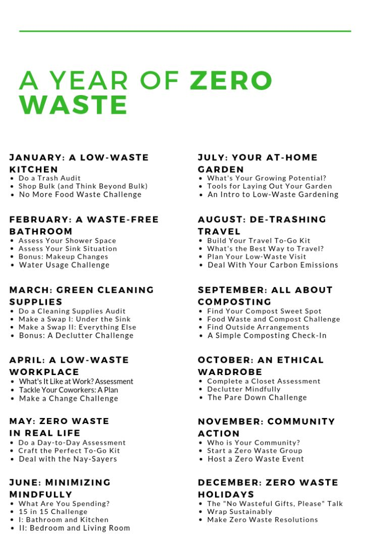 b80dff81fa63e8185d6017c0e82d0109 A Year of Zero Waste