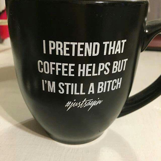 I need this coffee cup lol