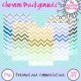 7 Chevron Background Papers for Power Point
