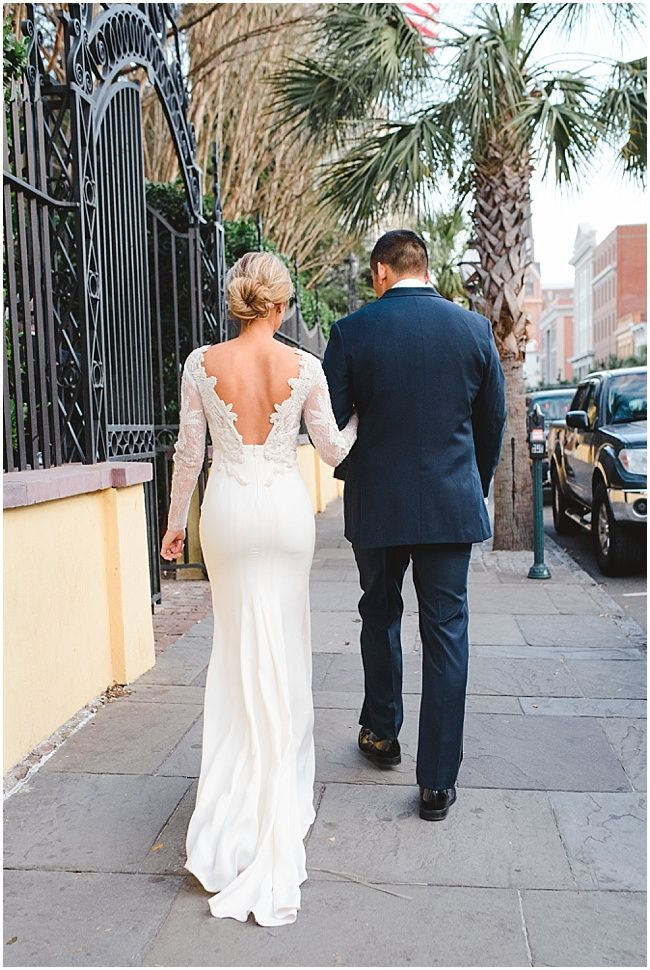Jessica & Rok's southern wedding at the William Aiken house | Charleston, SC | Real Wedding featured on The Wedding Row | Photos by Priscilla Thomas