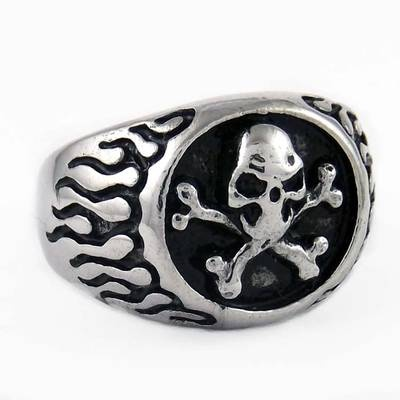 Is A Skull Ring Cool