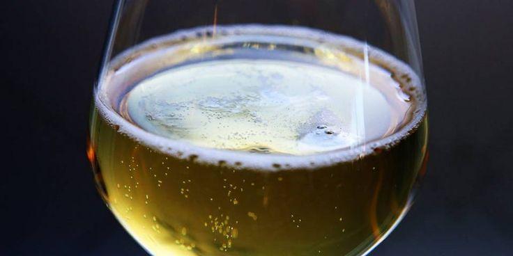 Men, som du garantert vil elske. Du blander øl og...?