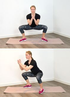 The 3-minute workout for slim legs – Sport