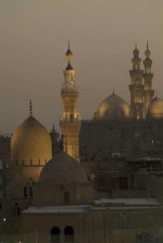 Al sultan Hassan, Rifai mosque in cairo
