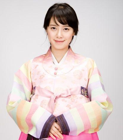 Koo Hye Sun // Hanbok