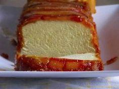 Uma maravilha de bolo, você também pode trocar a banana por abacaxi, delícia! - Aprenda a preparar essa maravilhosa receita de Bolo de banana no liquidificador