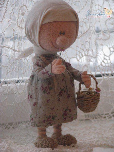 Авторские куклы Натальи Савиновой