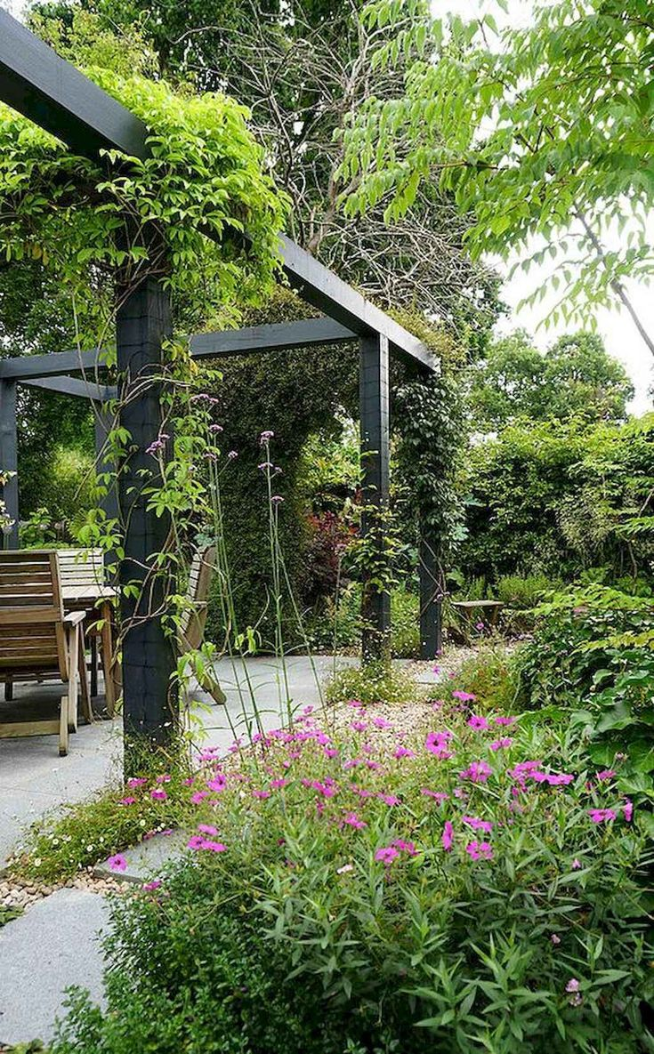 Beautiful Small Cottage Garden Ideas for Backyard Inspirations 35