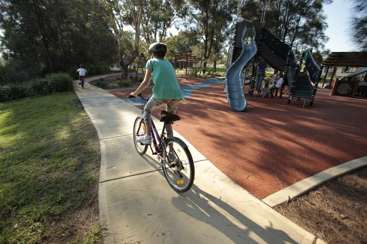 Kissing Point Park & Kids Playground - Waterview Street, Putney, NSW  #Cycling #Bike #Bicycle #Active #Sport #Ryde #Putney #Park #Playground #Kids #CityofRyde #RydeLocal #Children